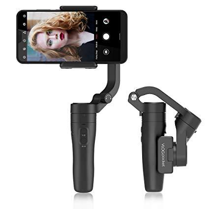 universale per tutti gli smartphone e fotocamere comuni compatibile con compatibile con Huawei P20 Pro Dual-SIM Smartphone Tripod basamento telefono mobile cavalletto Alluminio Treppiede supporto